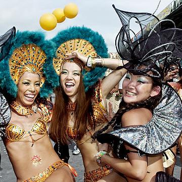 Carnival Never Ends