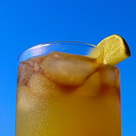 Concrete Jungle Cocktail