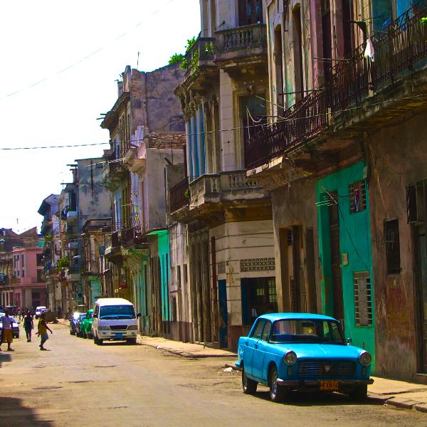 Havana Club in the Movies