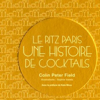 The Ritz Paris – Mixing Drinks