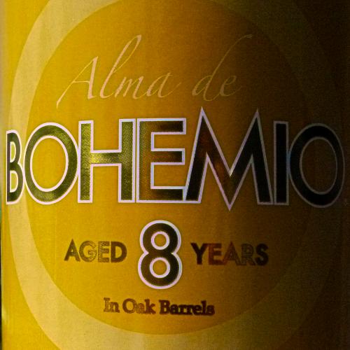 Alma de Bohemio 8 Year