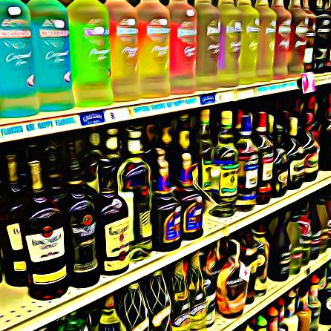 Island Rum Shopping