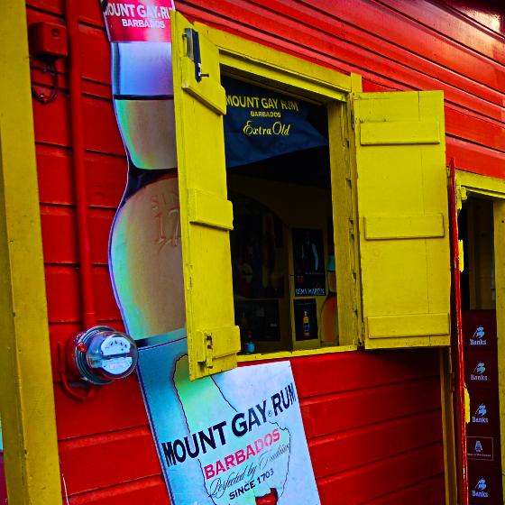 Rum Shop Tour