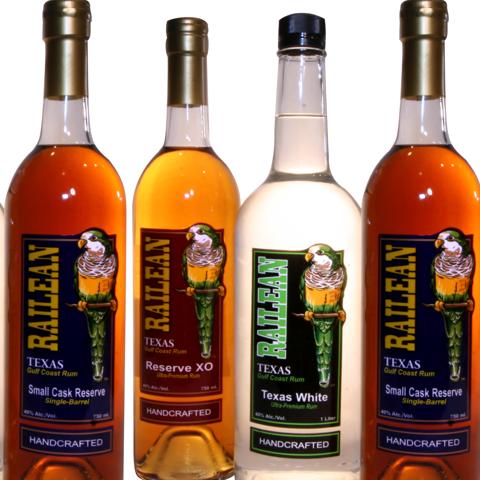 Certified American Rum
