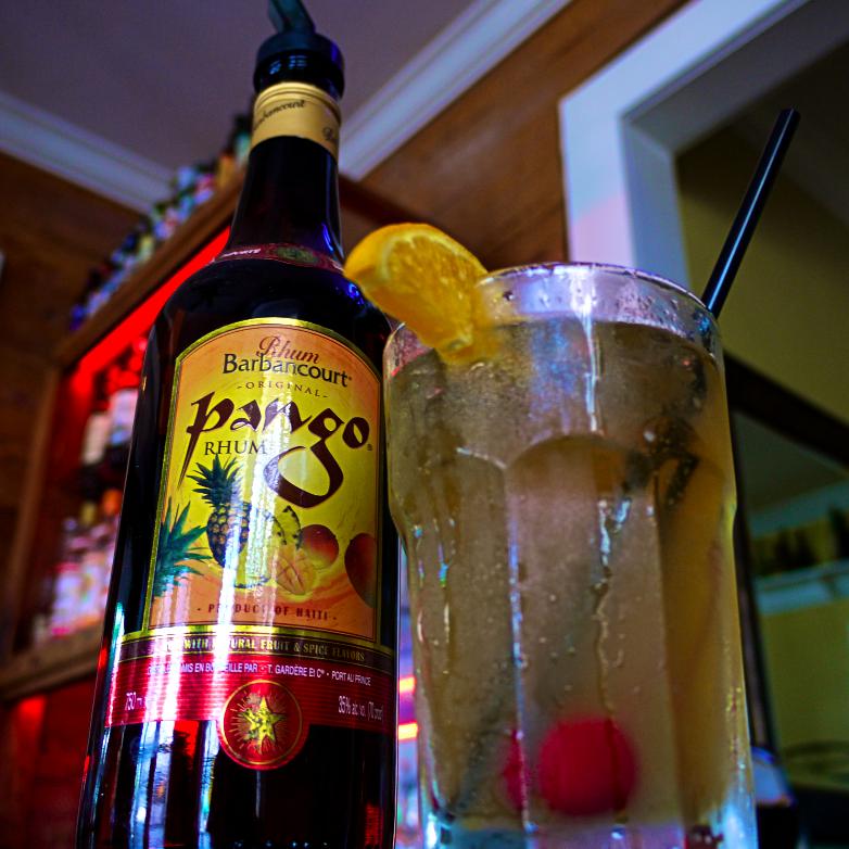 Pango Keys Cocktail