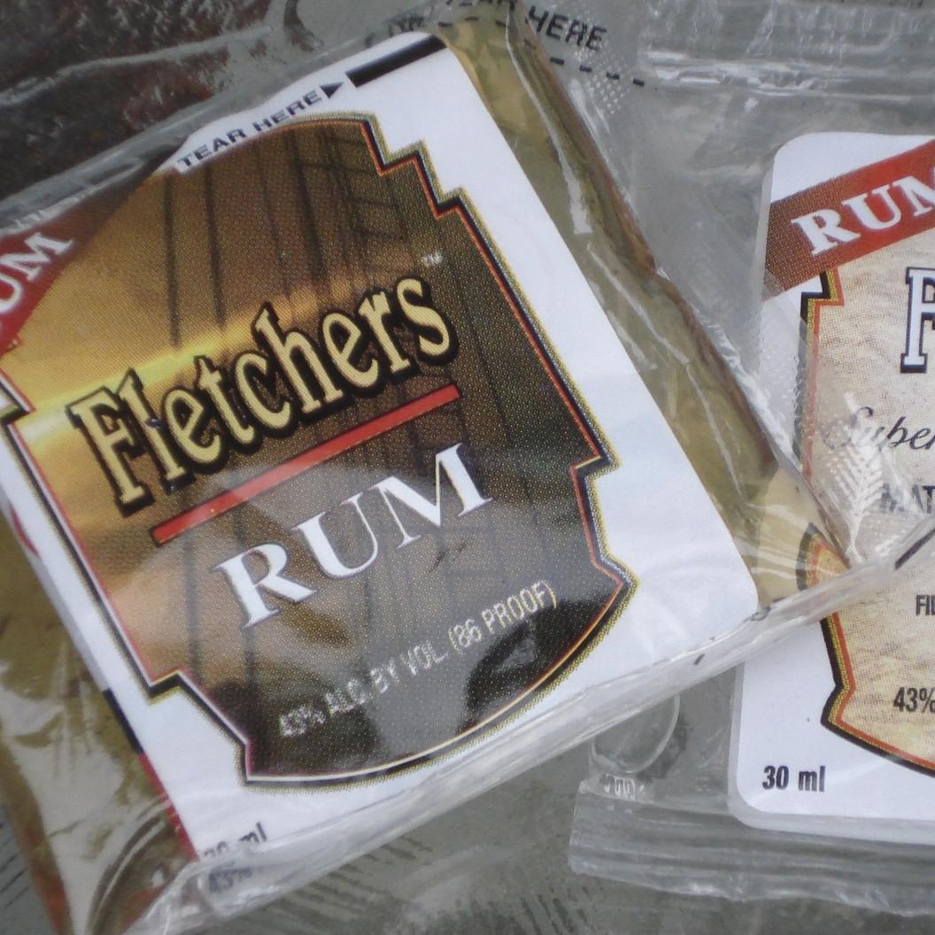 Rum In a Bag