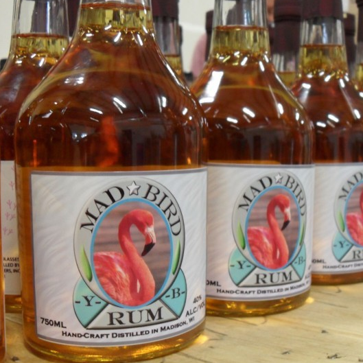 Mad Bird Rum
