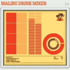 Malibu Drink Mixer