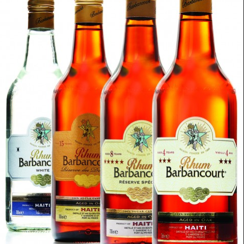 Hot Haitian Rum