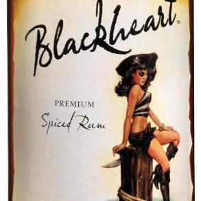 Blackheart Spiced Rum