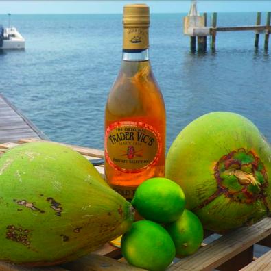 Rum & Coconut