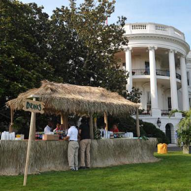 Tiki White House