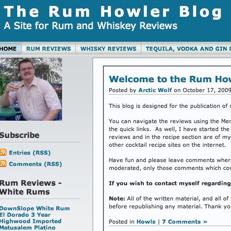 Rum Howler @ 100