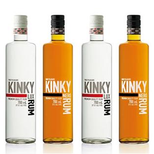 Kinky Takes Gold