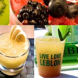 Leblon Cocktails