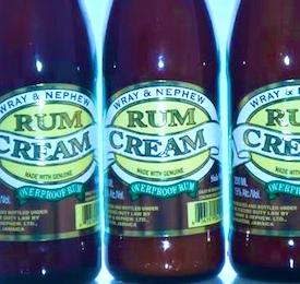 Rum Cream Hangover Cure