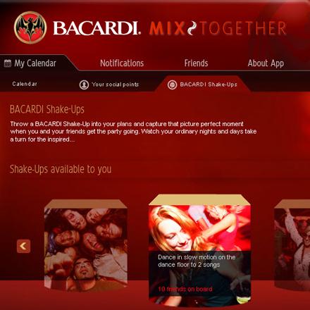 Bacardi App