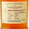 Endangered Rums – '98 Vintage