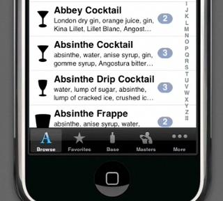 Free Cocktails App