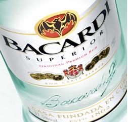 Bacardi Restructure